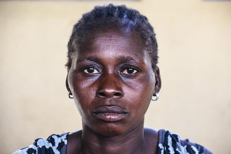 rescapés cyclone Idai Mozambique