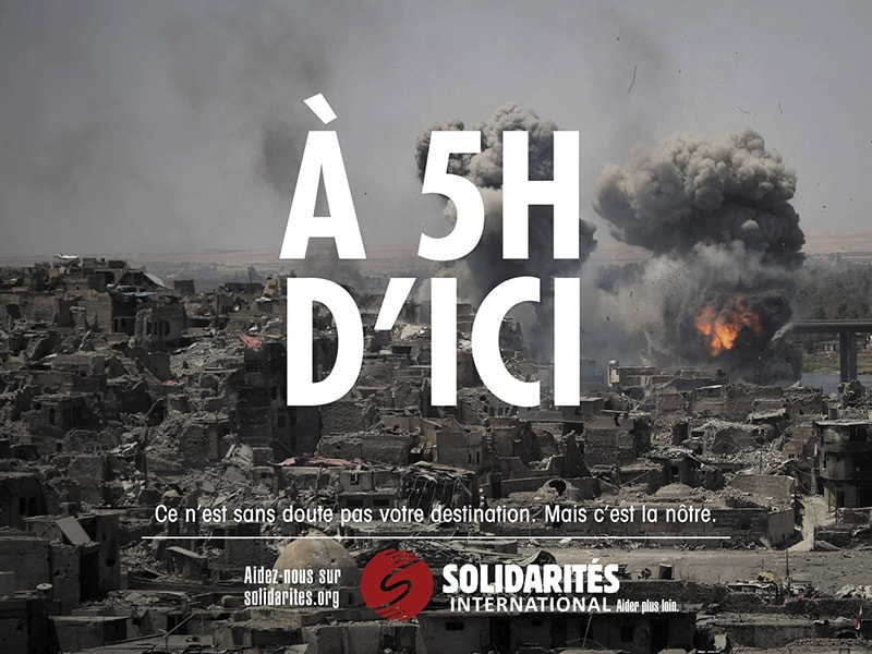 campagne solidarites international