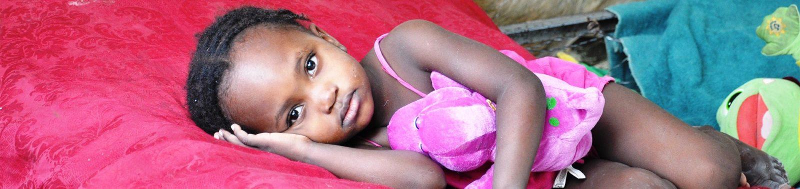 enfant haiti