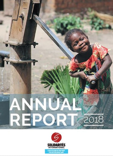 annual report 2018 solidarites international