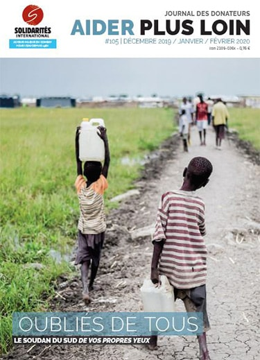 Journal des donateurs solidarités international n° 105