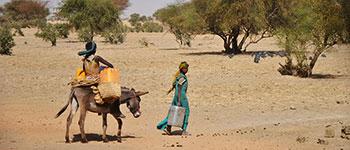 Populations needs towards conflicts in Sahel