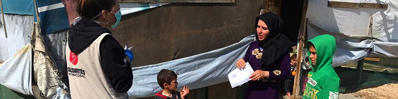 Hygiène pour faire face au Covid-19 au Liban