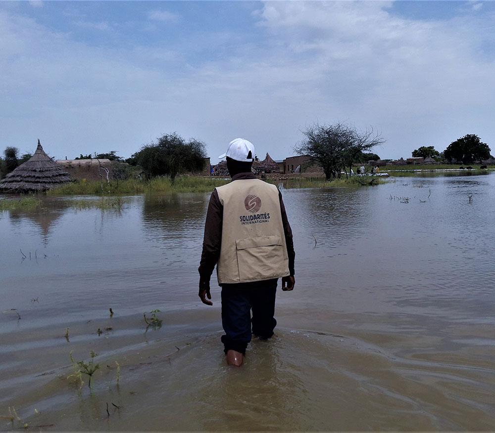 inondations tchad