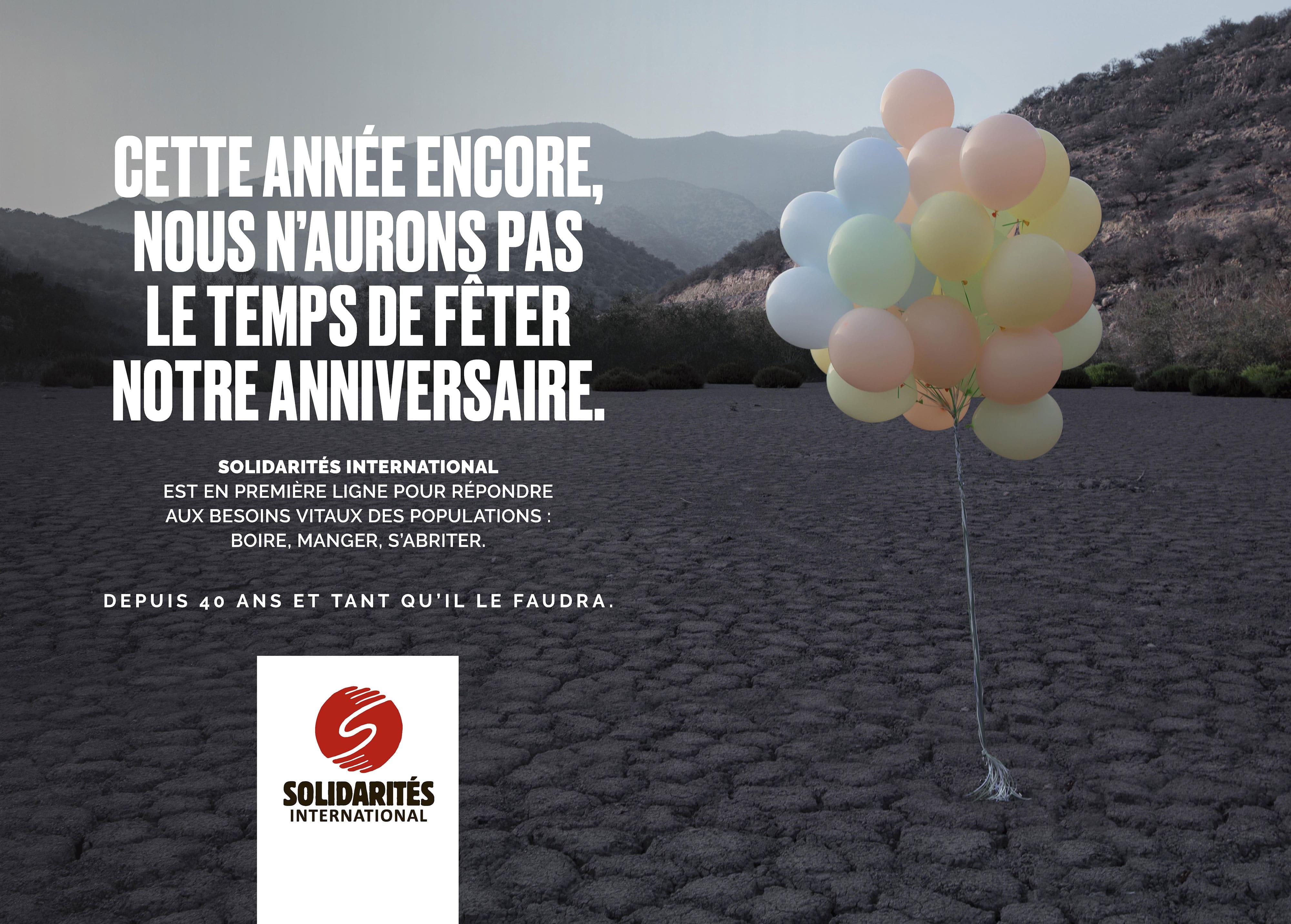 Campagne 40 ans desert