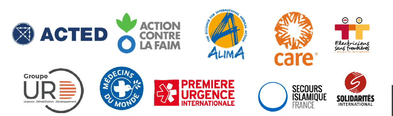 ONG signataires lettre engagement climat